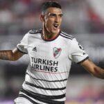 Matías Suárez trabajó con el plantel y Gallardo lo citó para el partido con Aldosivi