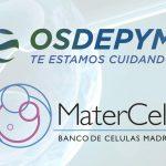 Acuerdo OSDEPYM y MaterCell